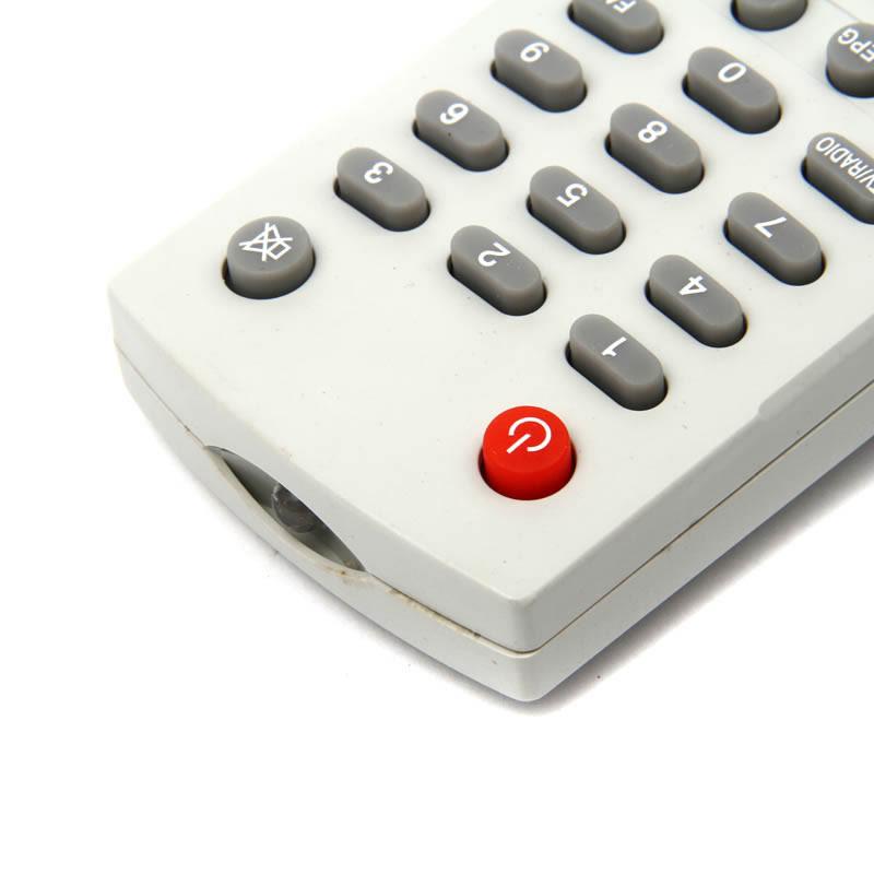 satellite remote control