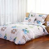 Picture of Cotton Printed 4pcs bedding set